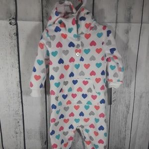 Carter's New Kids hoodie outfit Size 6-9 months